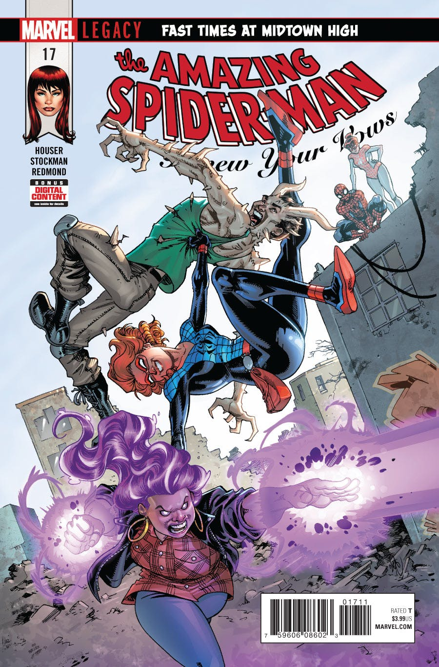 Amazing Spider-Man: Renew Your Vows Vol 2 17