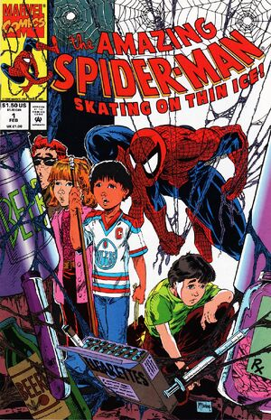 Amazing Spider-Man Skating on Thin Ice Vol 1 1.jpg