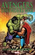 Avengers Defenders War Vol 1 1 2012 cover