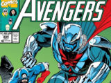 Avengers Vol 1 334