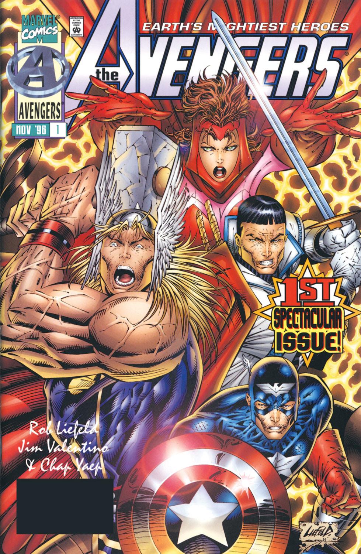 Avengers Vol 2