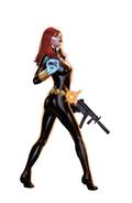 Black Widow Vol 7 1 Unknown Comic Books Exclusive Virgin C Variant