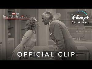 Calendar - Marvel Studios' WandaVision - Disney+