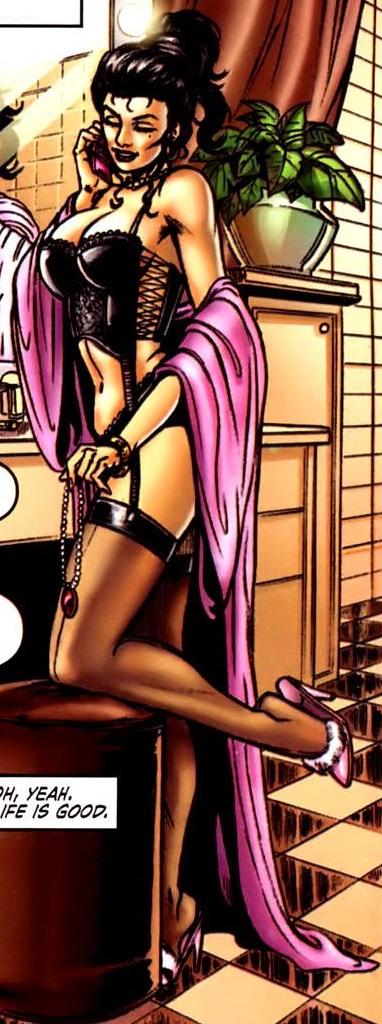 Carlotta LaRosa (Earth-616)