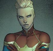 Carol Danvers (Earth-616) from Civil War II Vol 1 4 001