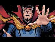 DEATH OF DOCTOR STRANGE -1 Trailer - Marvel Comics