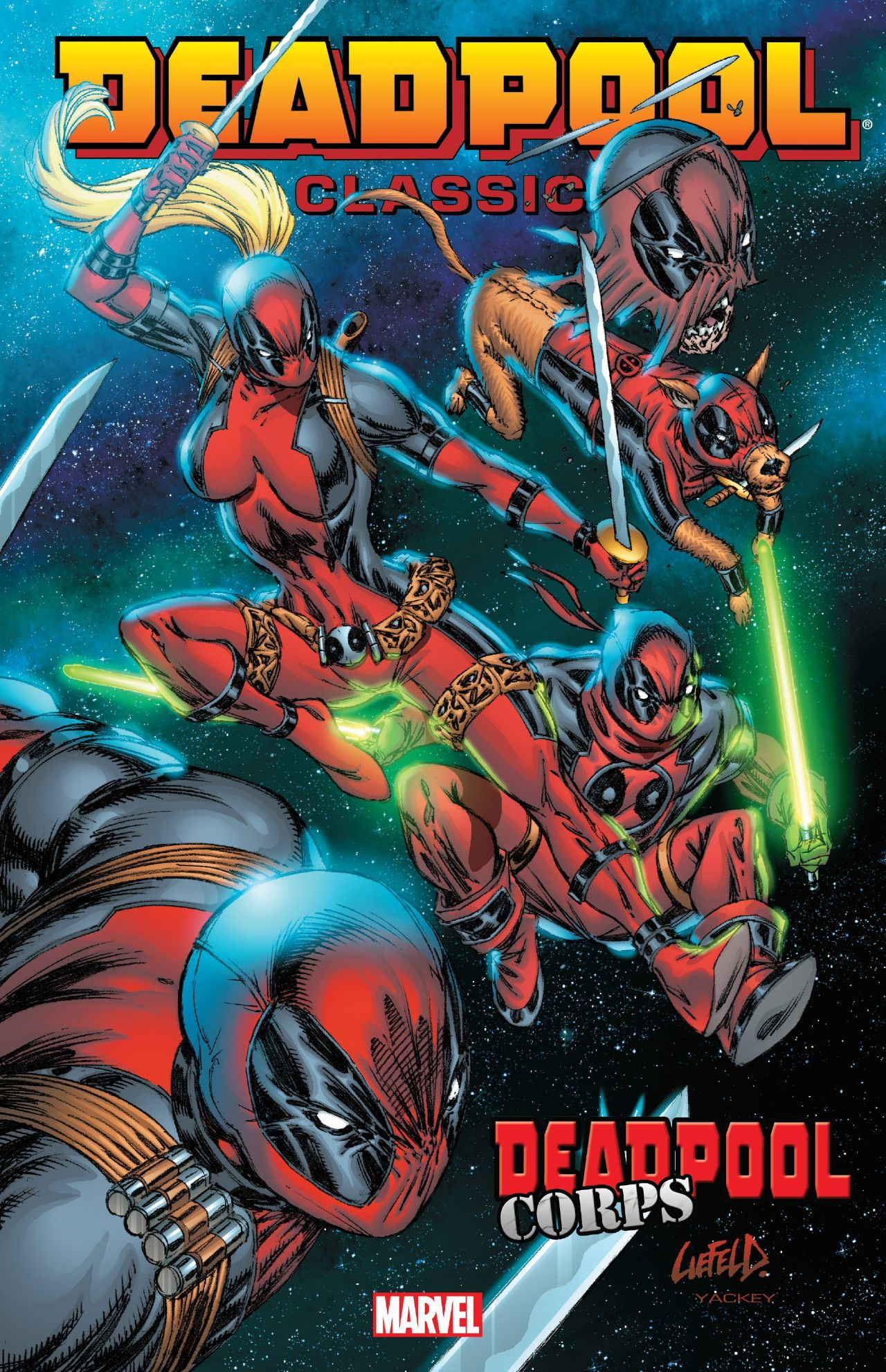 Deadpool Classic Vol 1 12
