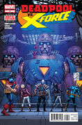 Deadpool vs. X-Force Vol 1 4