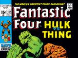 Fantastic Four Vol 1 112
