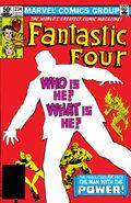 Fantastic Four Vol 1 234