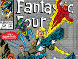 Fantastic Four Vol 1 375