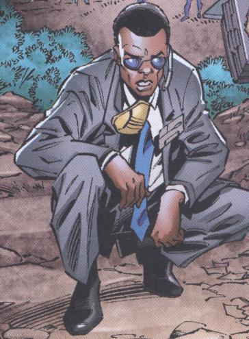 Gabriel Jones Jr. (Earth-161)