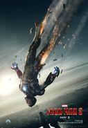 Iron Man 3 (film) poster 001