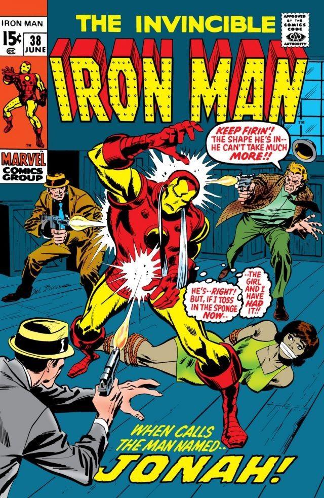 Iron Man Vol 1 38