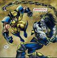 James Howlett (Earth-616)-Marvel Versus DC Vol 1 3 001