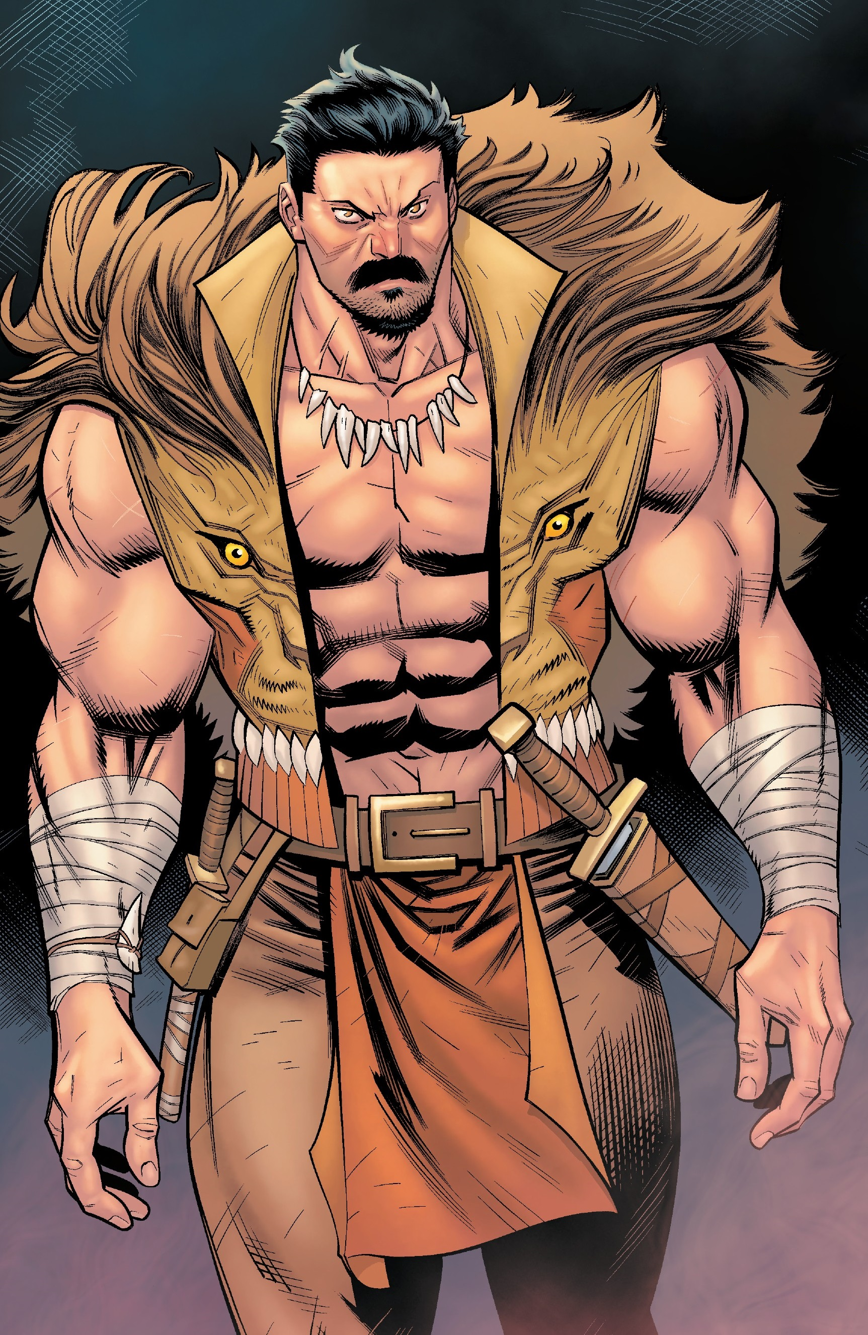 Last Son of Kraven (Earth-616)