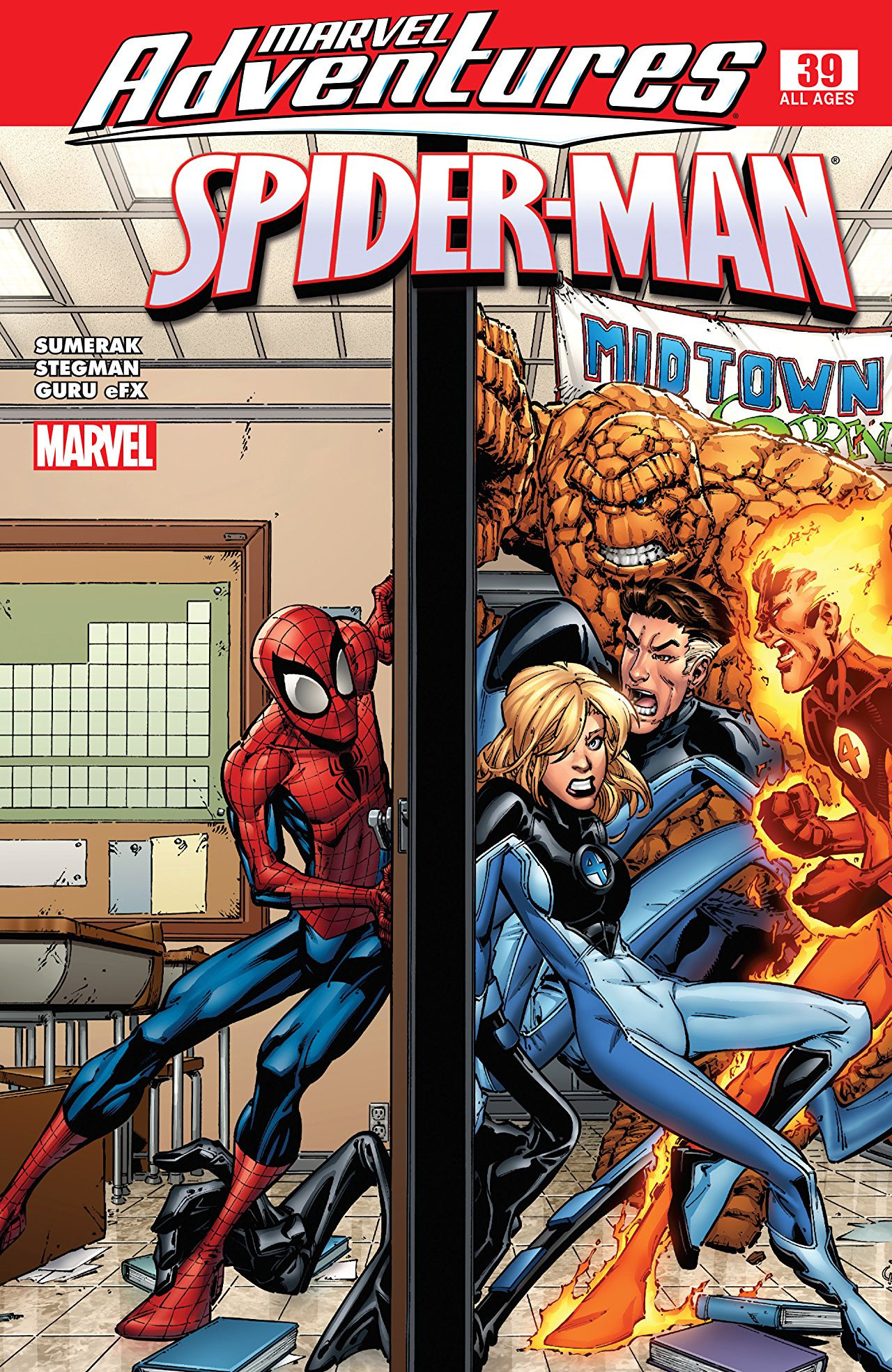 Marvel Adventures: Spider-Man Vol 1 39