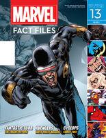 Marvel Fact Files Vol 1 13