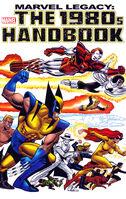 Marvel Legacy The 1980s Handbook Vol 1 1