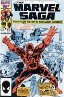 Marvel Saga the Official History of the Marvel Universe Vol 1 13
