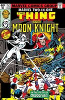 Marvel Two-In-One Vol 1 52