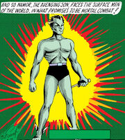Namor McKenzie (Earth-616) from Marvel Comics Vol 1 1 002.jpg