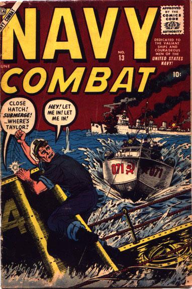 Navy Combat Vol 1 13