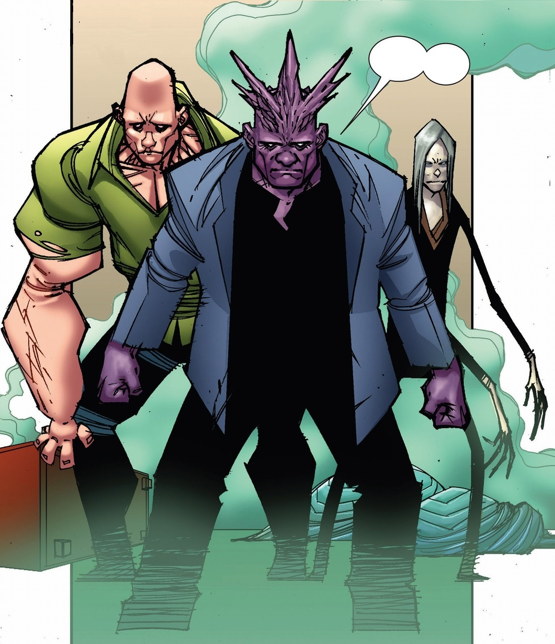 Nobili Family (Earth-616)