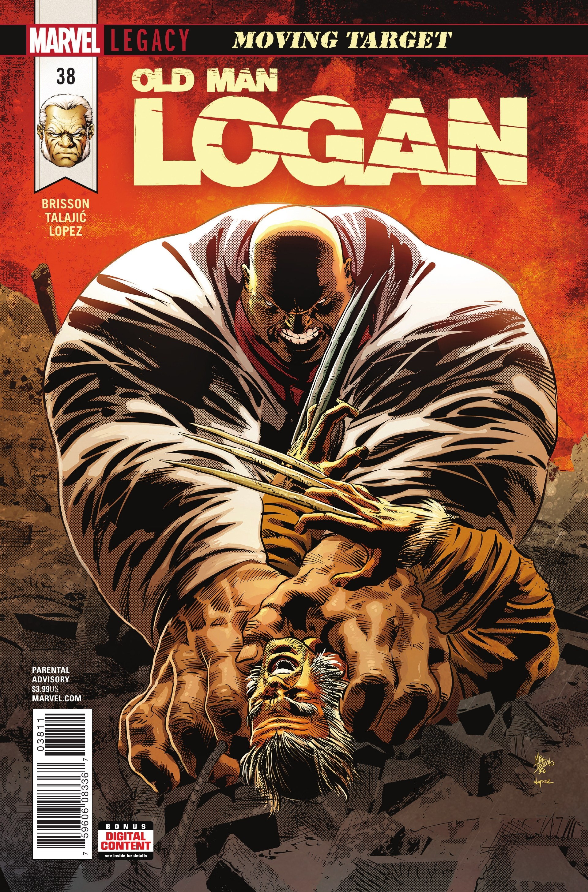 Old Man Logan Vol 2 38