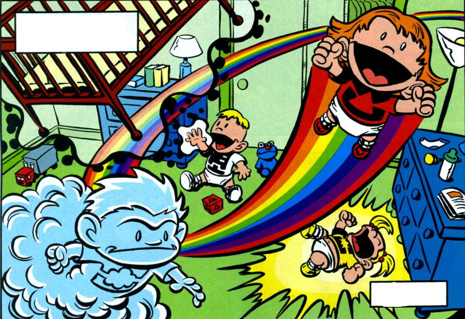 Power Pack (Earth-99062)