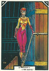 Rachel Summers (Earth-811) from Arthur Adams Trading Card Set 0001