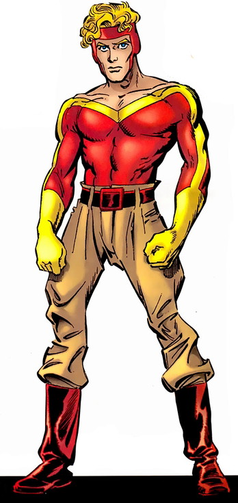 Russell Collins (Earth-616)