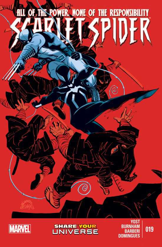 Scarlet Spider Vol 2 19