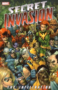 Secret Invasion The Infiltration Vol 1 1
