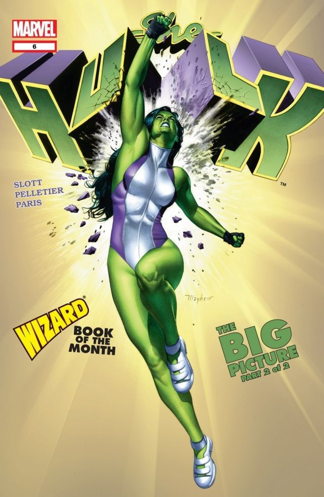 She-Hulk Vol 1 6
