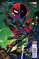 Spider-Man Deadpool Vol 1 2