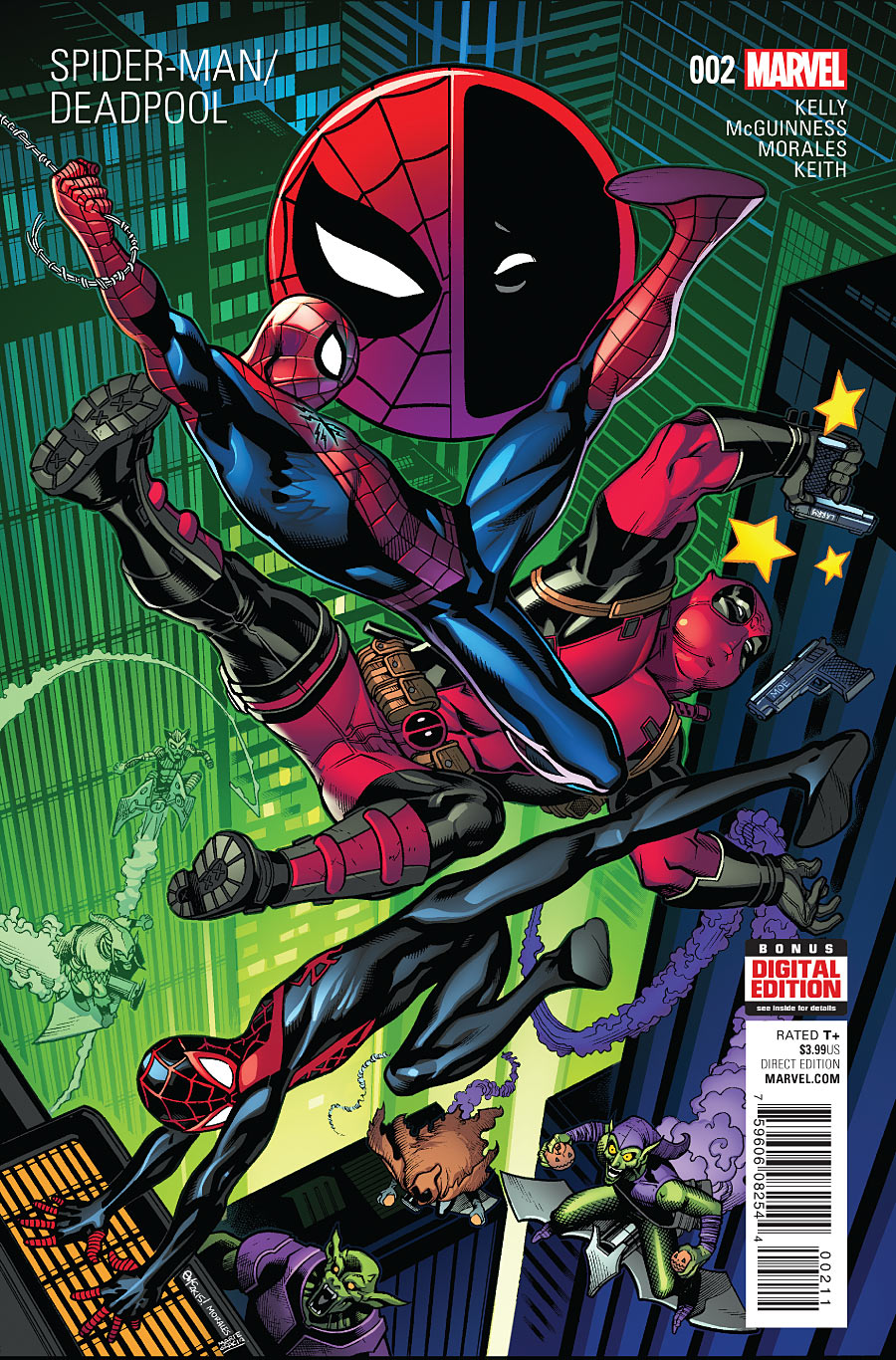 Spider-Man/Deadpool Vol 1 2