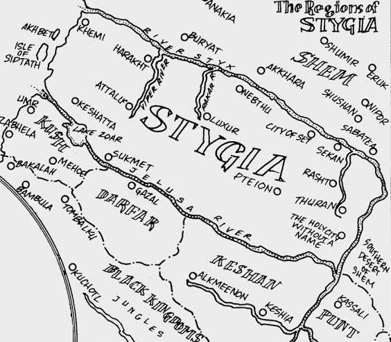 Stygia (Hyboria)