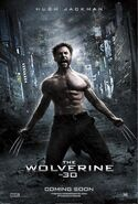 The Wolverine (film) poster 002