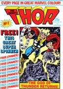Thor (UK) Vol 1 1