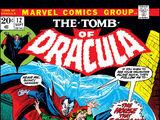 Tomb of Dracula Vol 1 12