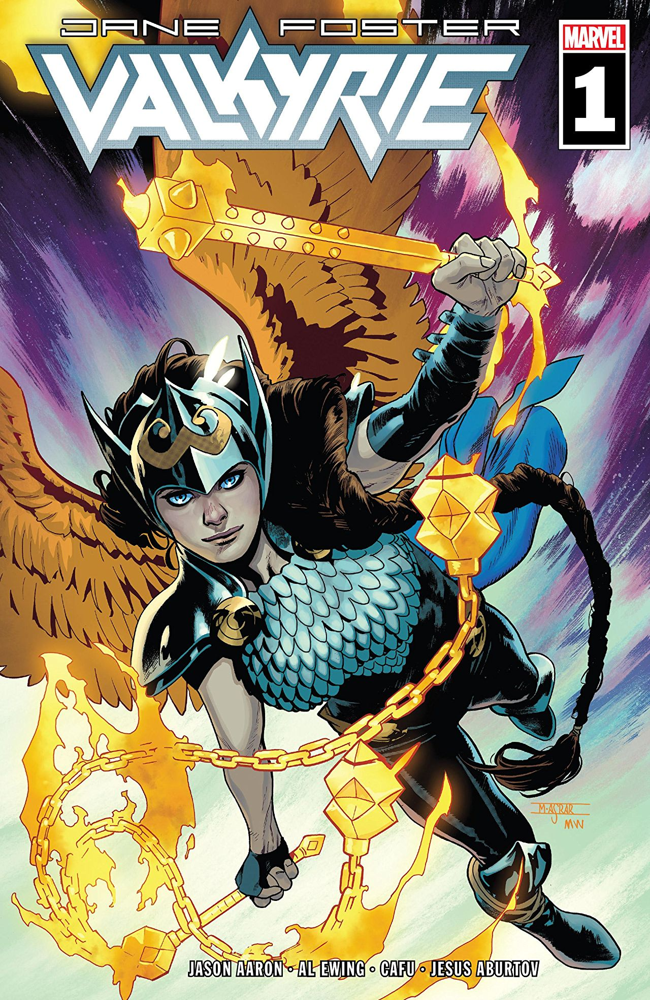Valkyrie: Jane Foster Vol 1 1