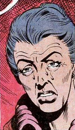 Veronica Stanton (Earth-616)