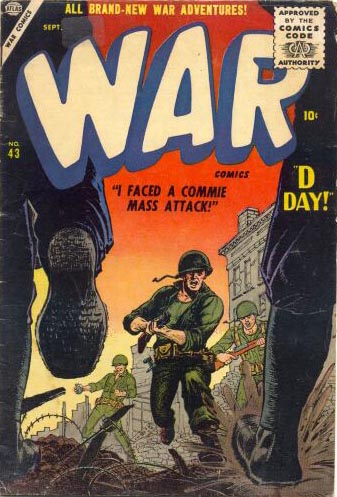 War Comics Vol 1 43