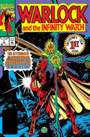 Warlock and the Infinity Watch Vol 1 1