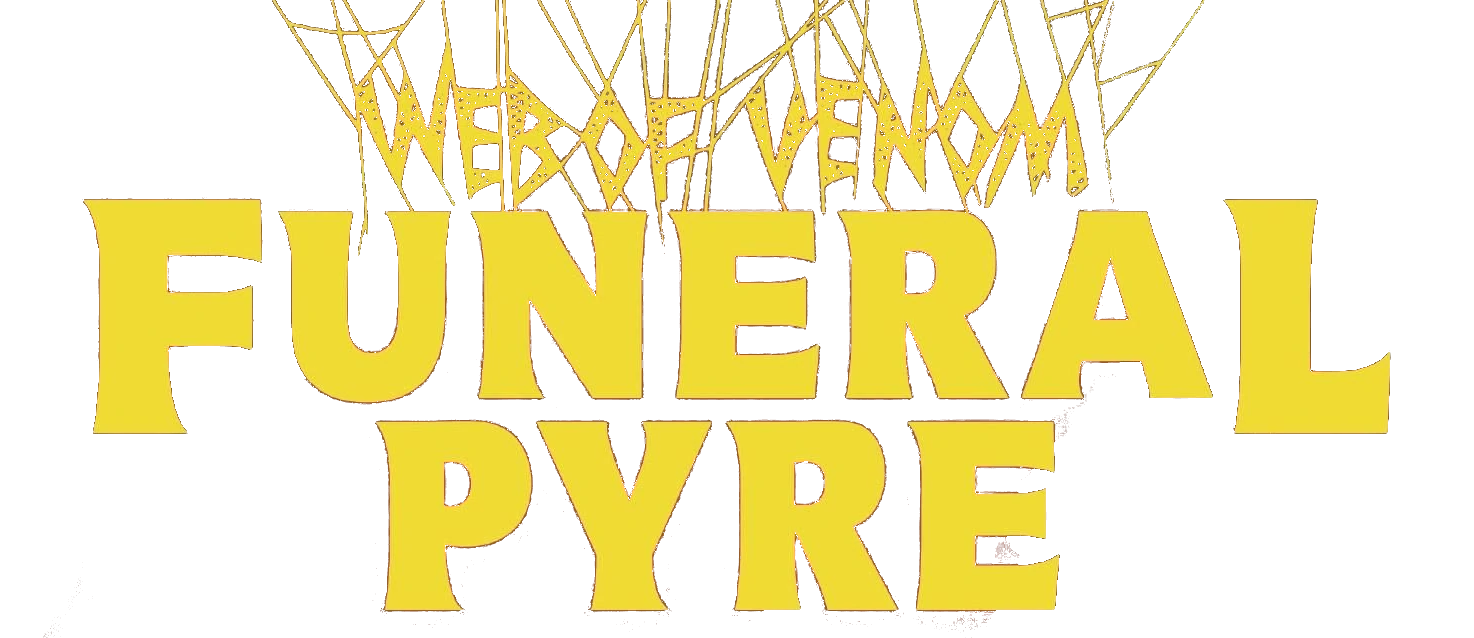 Web of Venom: Funeral Pyre Vol 1
