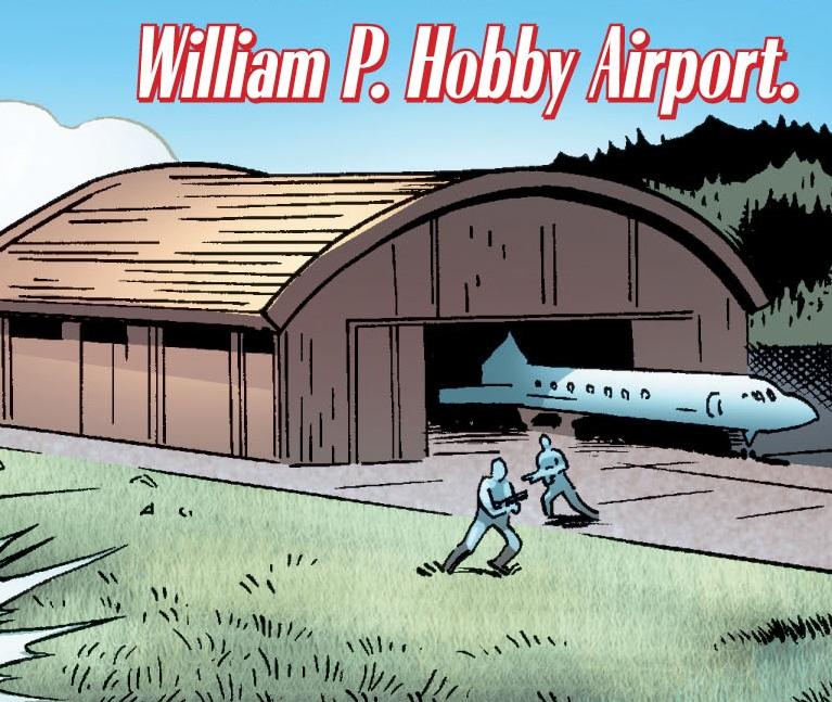 William P. Hobby Airport/Gallery
