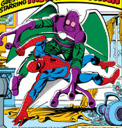 Abner Jenkins and Peter Parker (Earth-616) from Amazing Spider-Man Vol 1 21 001
