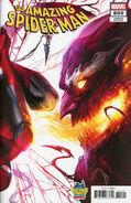 Amazing Spider-Man Vol 1 800 Midtown Comics Connecting Exclusive Variant