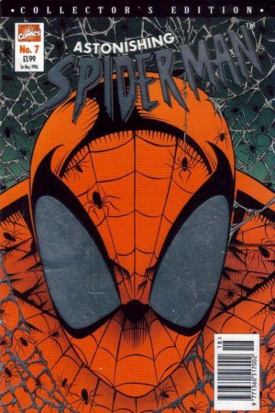 Astonishing Spider-Man Vol 1 7